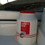 Safety Kit provided and fitted